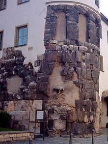 Regensburg porta praetoria