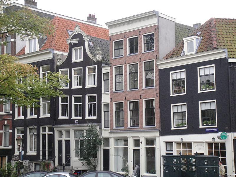 Resultado de imagem para a casa Anne Frank