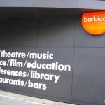 Barbican Centre em Londres, arte, música e muito mais