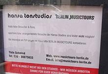 berlin hansa studios