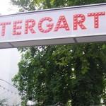 Bares ao ar livre em Berlim - Biergarten
