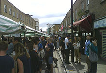 broadway market londres