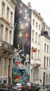 bruxelas street art