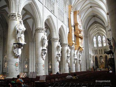 bruxelas catedral
