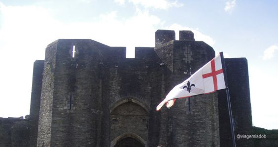 Cardiff - Caerphilly Castle