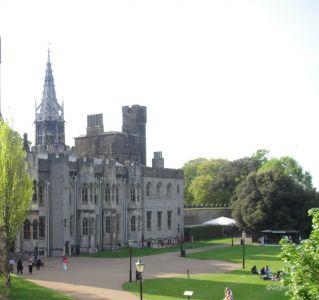 Castelo de Cardiff - Palácio