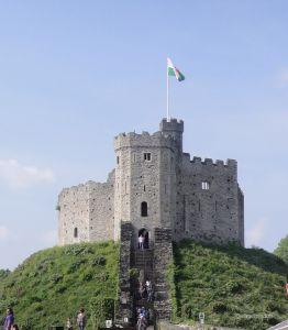 Castelo de Cardiff - Torre