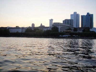 Frankfurt - rio Main