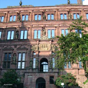 Heidelberg - Castelo - Reis