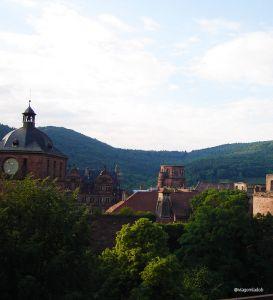 Heidelberg - Castelo - Vista