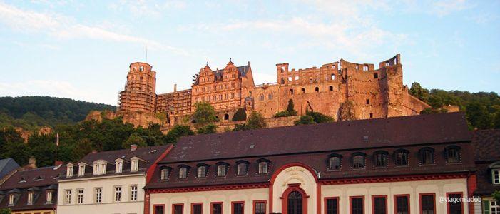 Heidelberg - Castelo