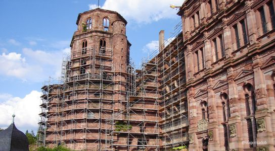 Heidelberg - Igreja