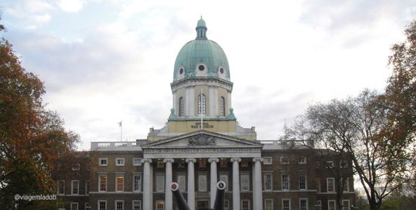 imperial war museum - londres