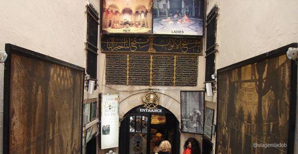 Istambul - Banho Turco