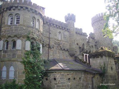Kassel - Lion's Castle (Löwenburg)