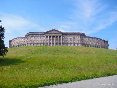 Kassel - Museu Palácio Schloss Wilhelmshöhe