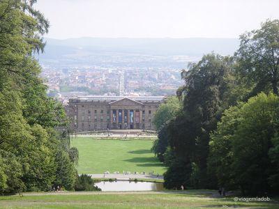 Kassel - Parque Bergpark Wilhelmshöhe