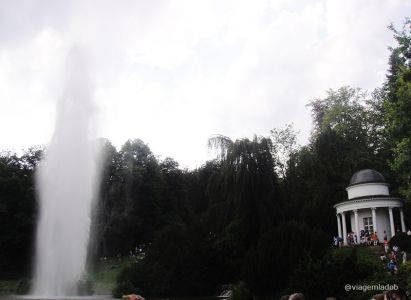 Kassel - Roteiro das águas