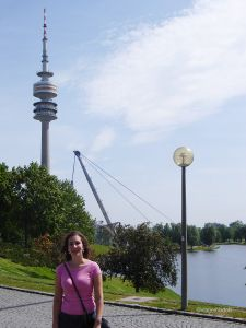 Munique - Torre olímpica