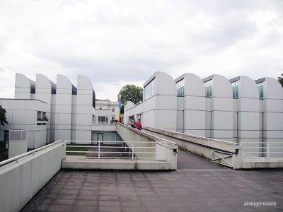 Museu Bauhaus - Berlim/ Alemanha