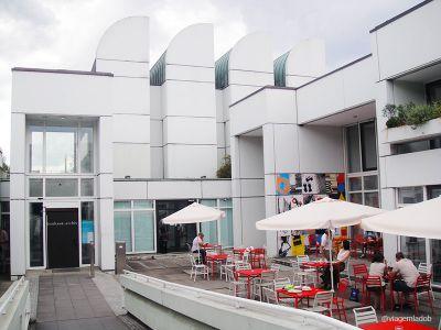 Museu Bauhaus - Café - Berlim/ Alemanha