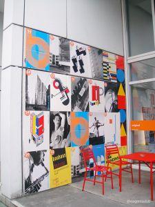Museu Bauhaus - Cartazes - Berlim/ Alemanha