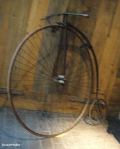 museum-of-london-bike