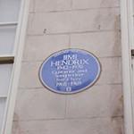 Casa onde Jimi Hendrix morou em Londres