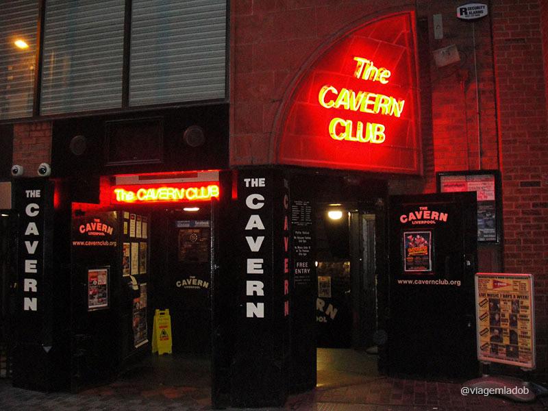 Cavern Club Liverpool - Beatles