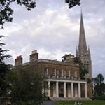 Clissold Park e Clissold House, parque e café no East London