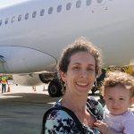 Dicas para viajar com bebê (até 2 anos)