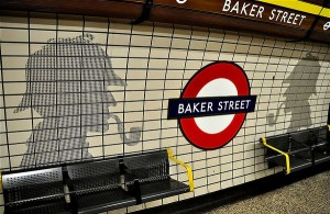 Estação Baker Street Londres