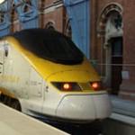 Como ir de Londres para Paris e outras cidades na Europa de trem