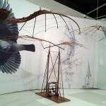 Exposição Leonardo Da Vinci SP - Voo