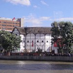 Shakespeare's Globe Theatre em Londres