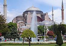 istambul hagia sofia