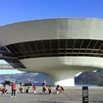 Museu de Arte Contemporânea - MAC em Niterói - RJ