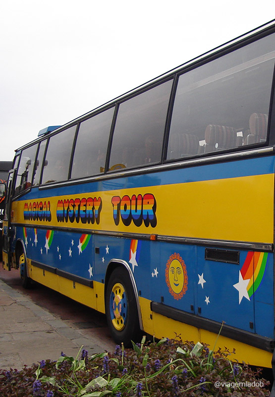 Magical Mystery Tour - Beatles