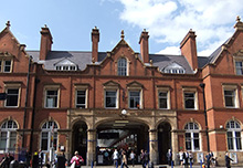 marylebone station londres