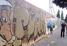 mauerpark berlim muro