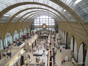 Museu d'Orsay - Paris - Vista