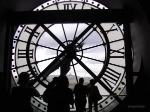 Museu d'Orsay - Paris - Relógio