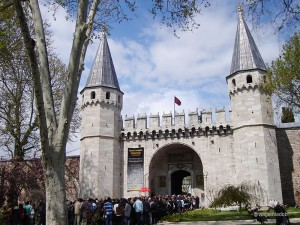 Palácio Topkapi - Istambul