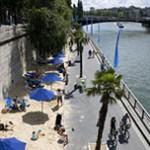 Verão em Paris: praias, jardins e festivais
