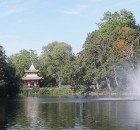 Parques em Londres