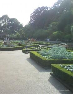 Parques em Londres - Holland park