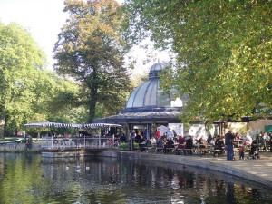 Pavilion Cafe Victoria Park