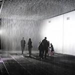 Rain Room - Barbican Centre - Londres