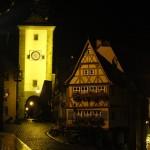 Rothenburg ob der Tauber na Alemanha - dicas e roteiro