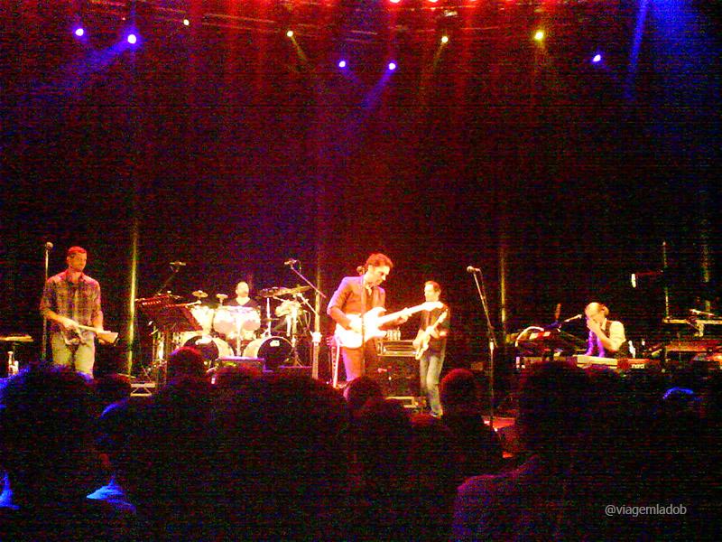 Roundhouse - Londres - Zappa plays Zappa